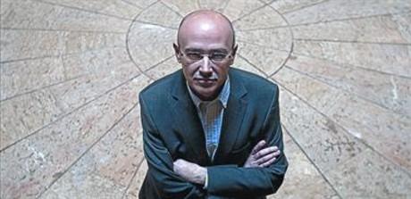 Jordi Muñoz en una entrevista al Periódico de Catalunya en 2010