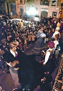 Sa Pobla a Gràcia combina cultura popular i gastronomia.